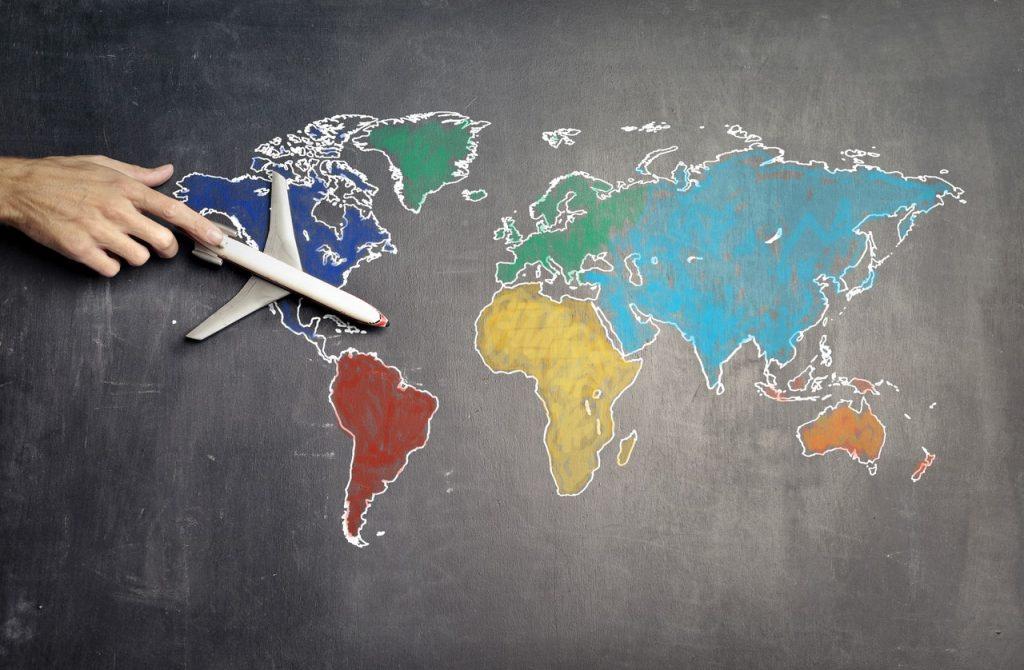 Coaching and mentoring internationally